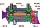 磁悬浮离心式空调压缩机结构图