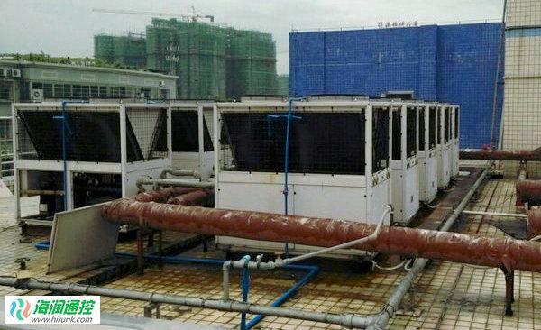 空调电路板维修实例-风冷模块机组电路维修改造