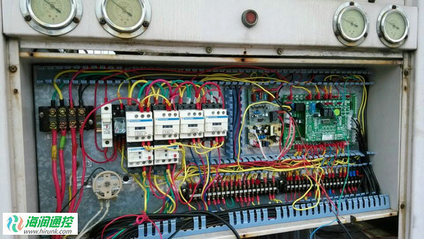 风冷模块机控制板维修
