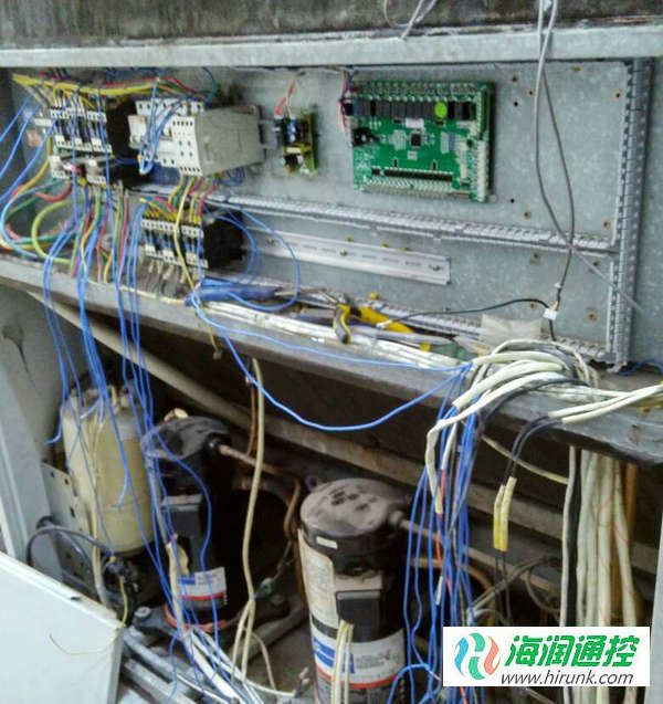 海润通控水冷柜机通用控制板