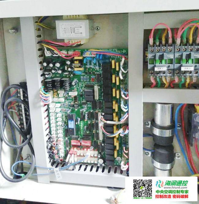 斯图华纳风冷模块机原厂控制器