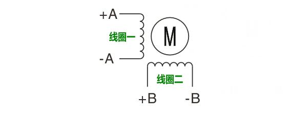 4线电子膨胀阀线圈接线图